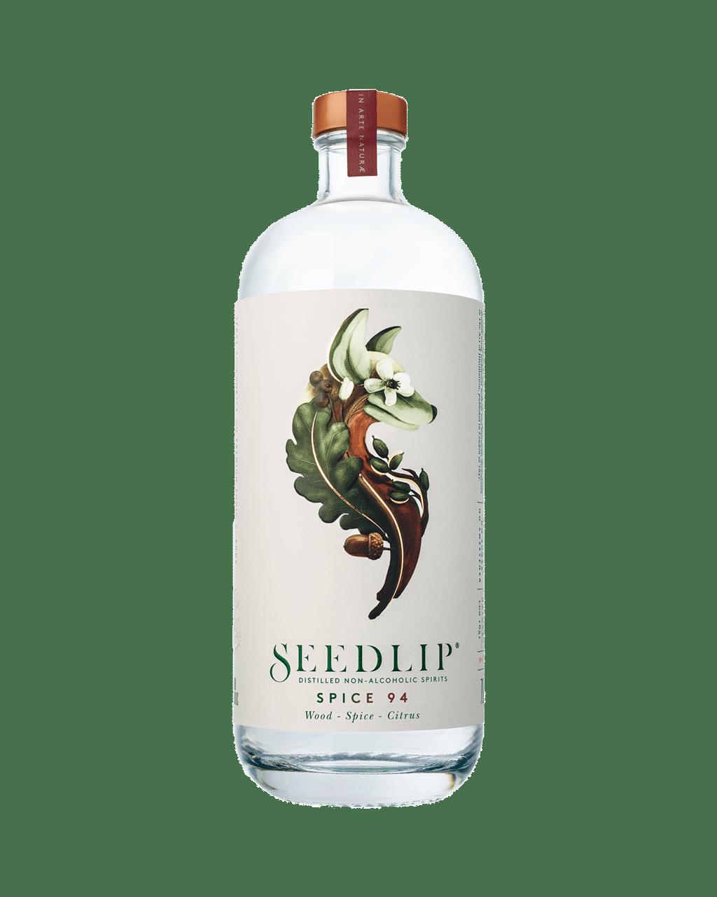 Buy Seedlip Spice 94 Non-Alcoholic Spirit 700mL | Dan Murphy's