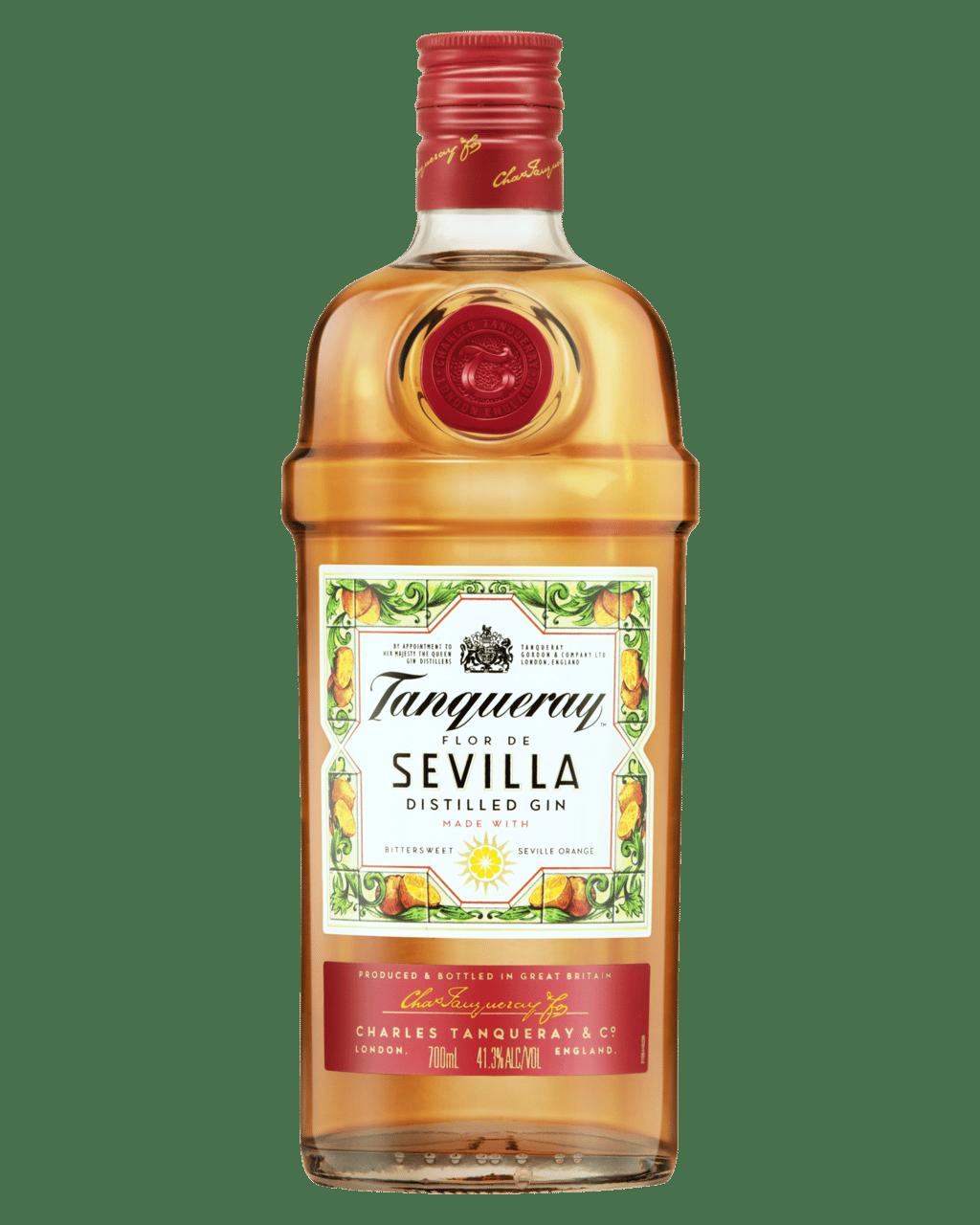 b008b817e4b6e Tanqueray Flor De Sevilla Gin 700mL