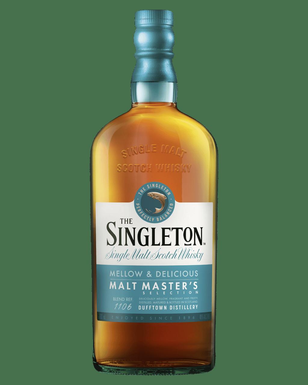 fb5ed8f6631 The Singleton of Dufftown Malt Master Single Malt Scotch Whisky 700mL