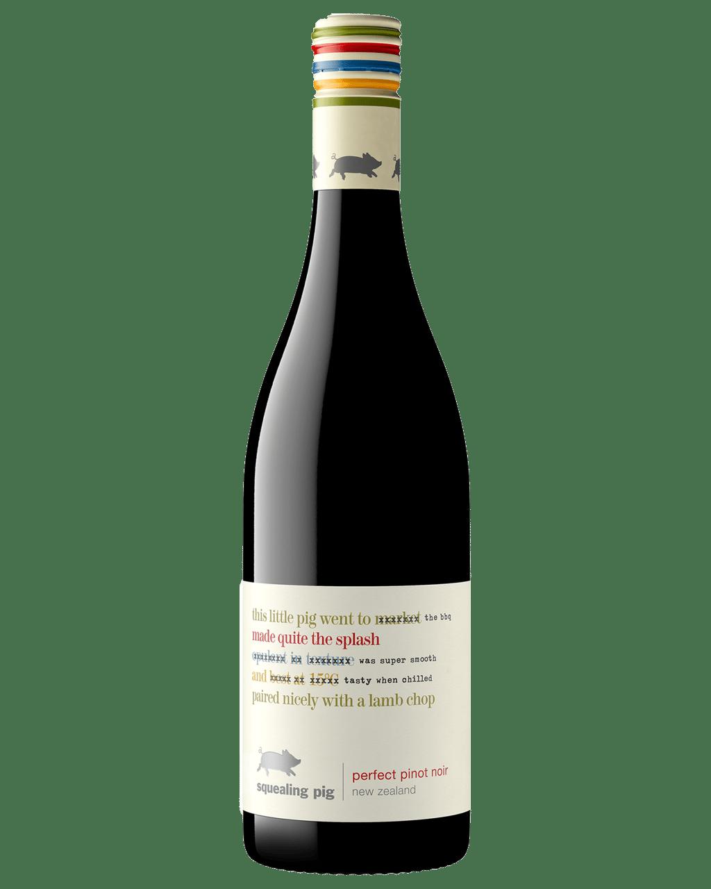 28cb9f8a25 Squealing Pig Pinot Noir