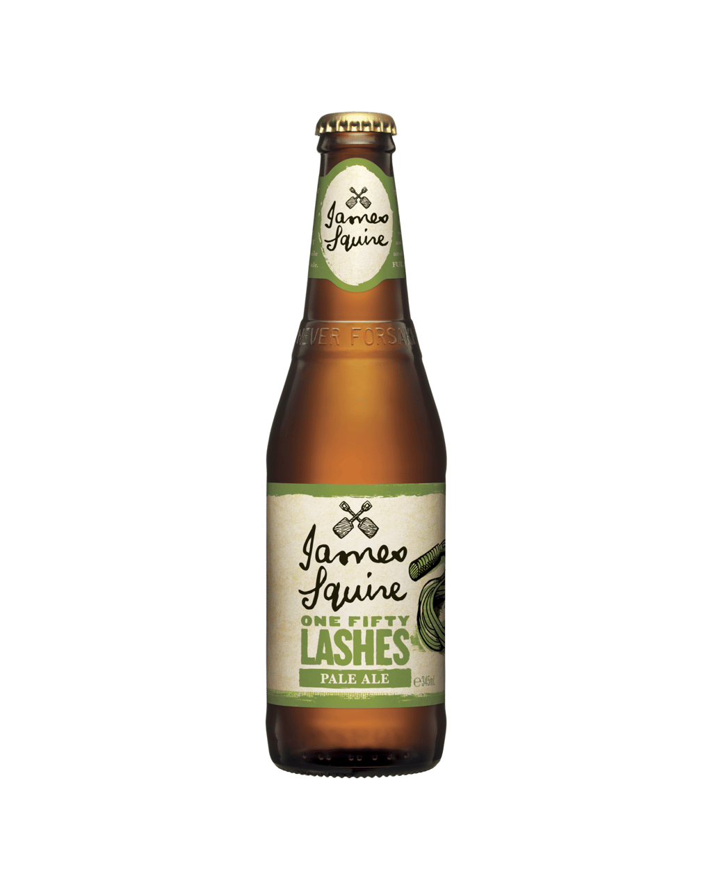 Buy James Squire One Fifty Lashes Pale Ale Bottles 345mL | Dan Murphy's