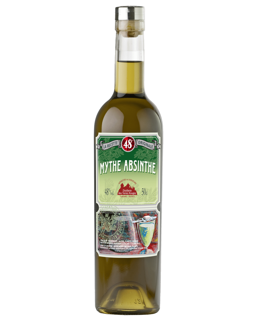 Buy Mythe Absinthe 500ml Dan Murphy S Delivers