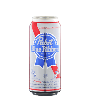 d48f8d26b4 Pabst Blue Ribbon Premium Lager Cans 473mL   Dan Murphy's   Buy Wine ...