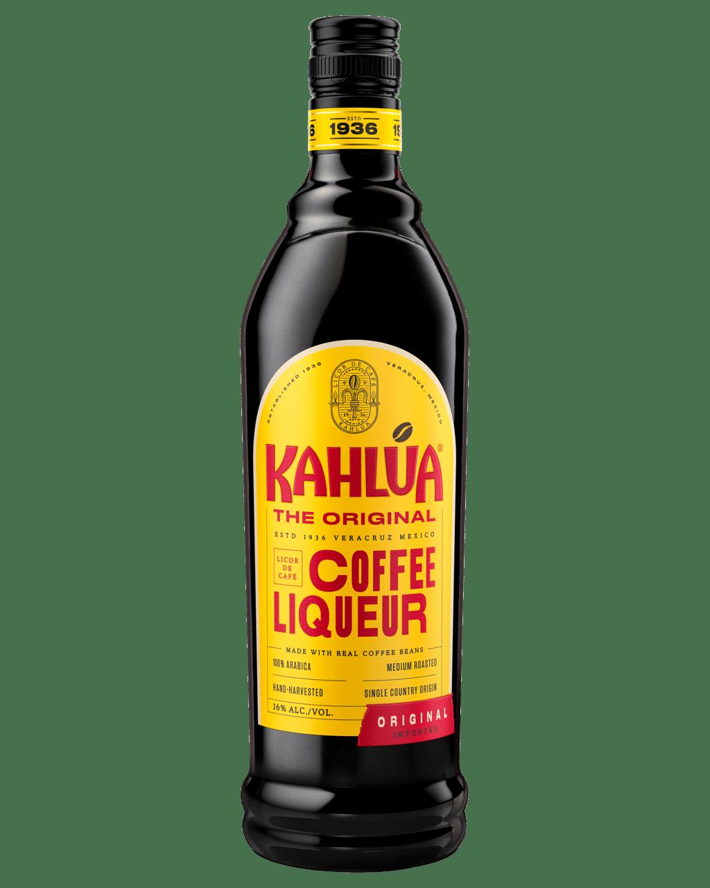 Kahlua Alcohol Content