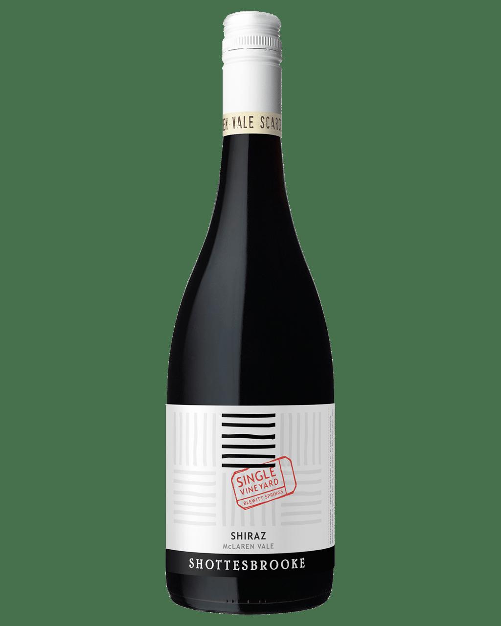 a8ce6a10ad1c79 Shottesbrooke Tom's Block Single Vineyard Shiraz 2014 | Dan Murphy's ...