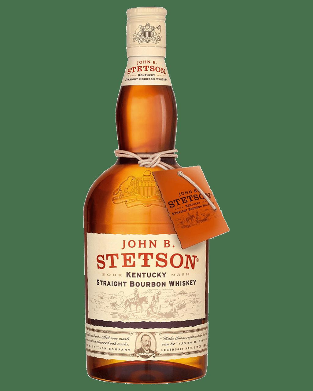 d24680fc John B Stetson Kentucky Straight Bourbon Whiskey 700mL | Dan ...