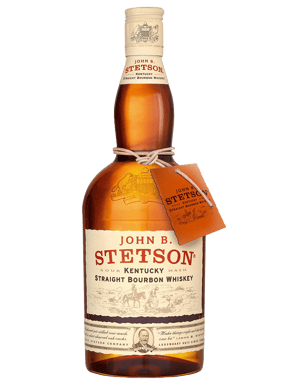 470af558 John B Stetson Kentucky Straight Bourbon Whiskey 700mL   Dan ...