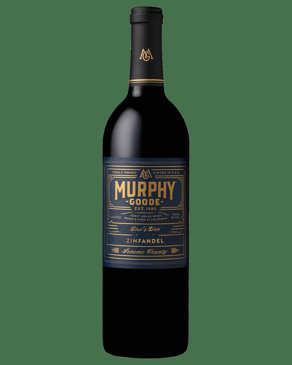 6b6547e7e0 Murphy-Goode Liar's Dice Zinfandel