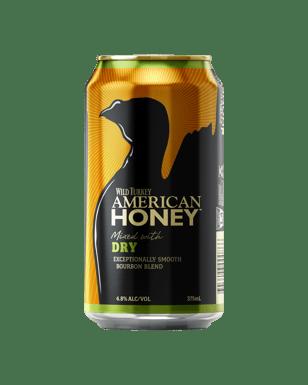 wild turkey american honey liqueur dry cans dan murphy s buy