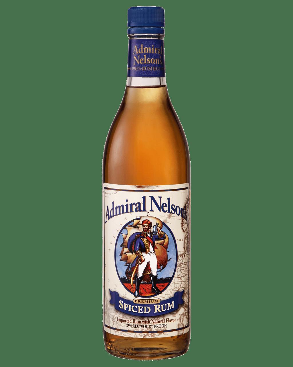 Admiral Nelsons Premium Spiced Rum 700mL
