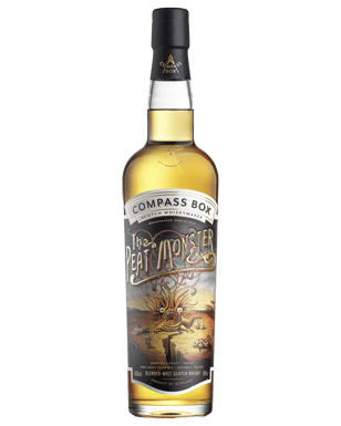 a57d6592 Compass Box Whisky Co The Peat Monster Blended Malt Scotch Whisky ...