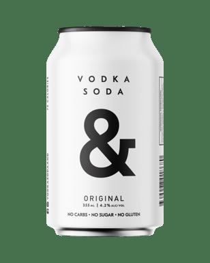 d5bf76836a9 Vodka Soda   Cans 355mL