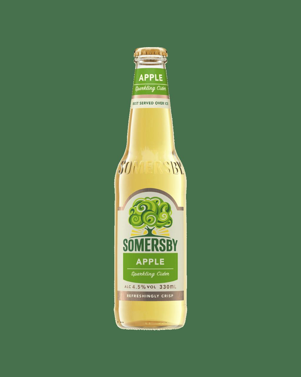 Somersby Cider Pint Glass x 2