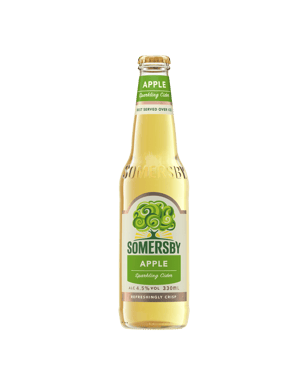Buy Somersby Apple Cider Bottles 330mL | Dan Murphy's