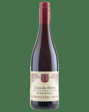 Les Trois Clefs Côtes du Rhône  cdacb74f697