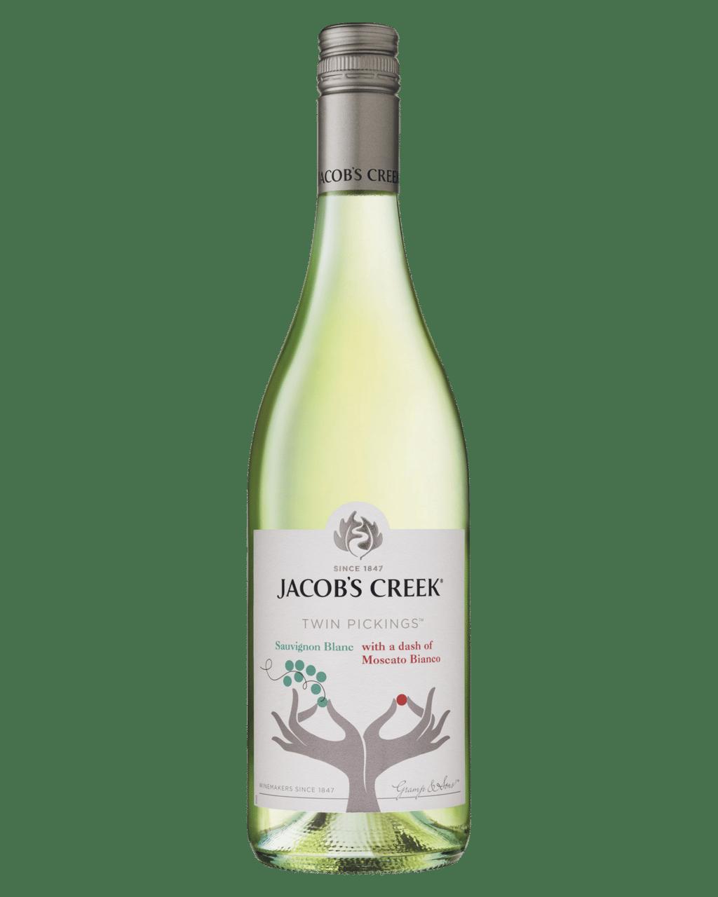 Buy Jacob's Creek Twin Pickings Sauvignon Blanc Moscato
