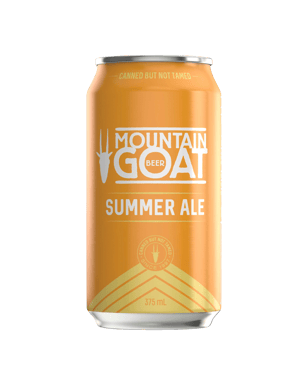 312f00ee27c Mountain Goat Summer Ale Cans 375mL | Dan Murphy's | Buy Wine ...