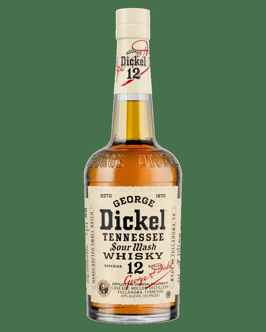 """Résultat de recherche d'images pour """"George Dickel Superior No. 12 Whiskey"""""""