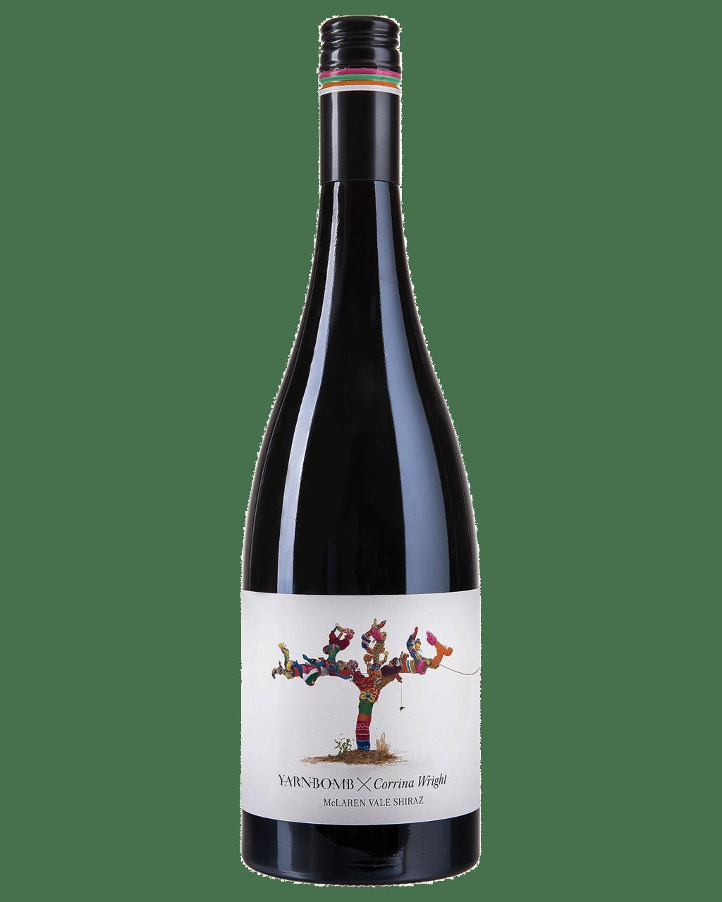yarnbomb mclaren vale shiraz | dan murphy's | buy wine, champagne