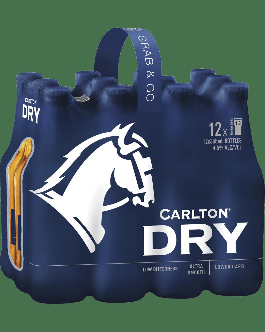 2cdc7157ca0 Carlton Dry Grab   Go 12 Pack 355mL