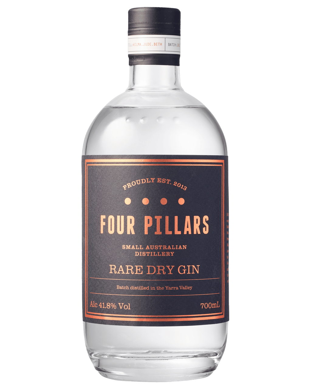 Buy Four Pillars Rare Dry Gin 700mL Online (Lowest prices in Australia) | Dan Murphy's