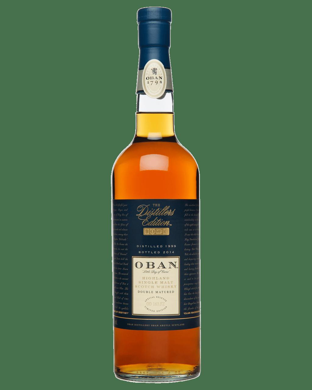 8226497b69 Oban Distillers Edition Scotch Whisky 700mL | Dan Murphy's | Buy ...