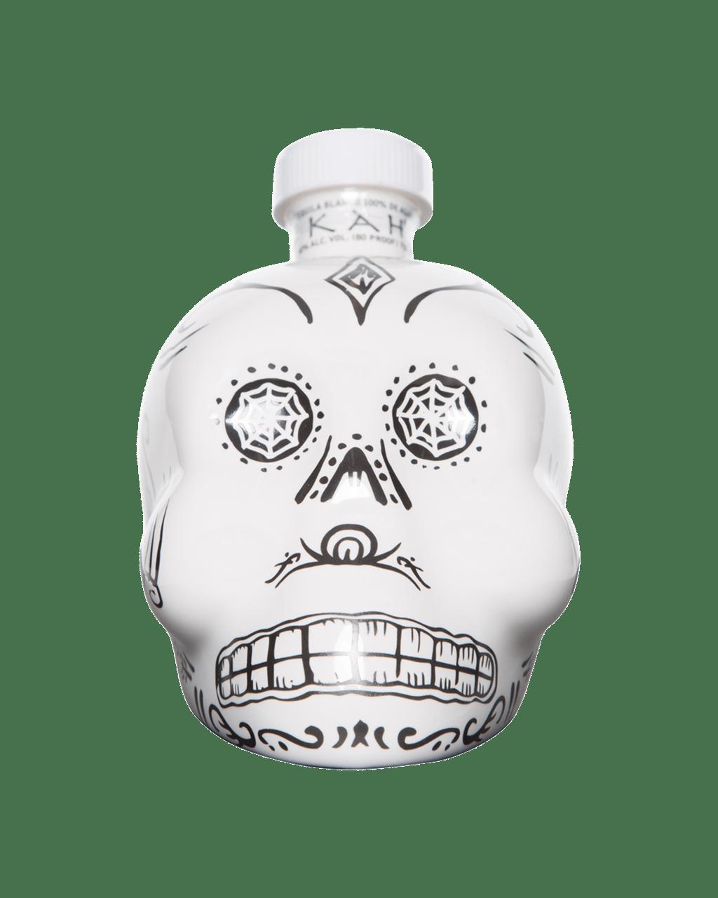 d26d7adbdee Kah Skull Blanco Tequila 750mL