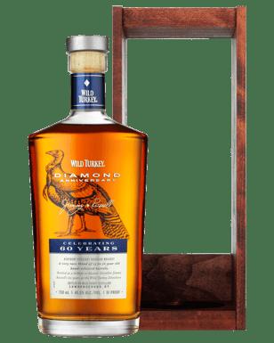 bd3cc81a5ec Wild Turkey Diamond Anniversary Bourbon 750mL