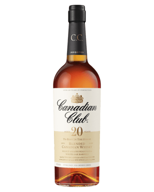 Buy Canadian Club 20 Year Old Whisky 750mL | Dan Murphy's