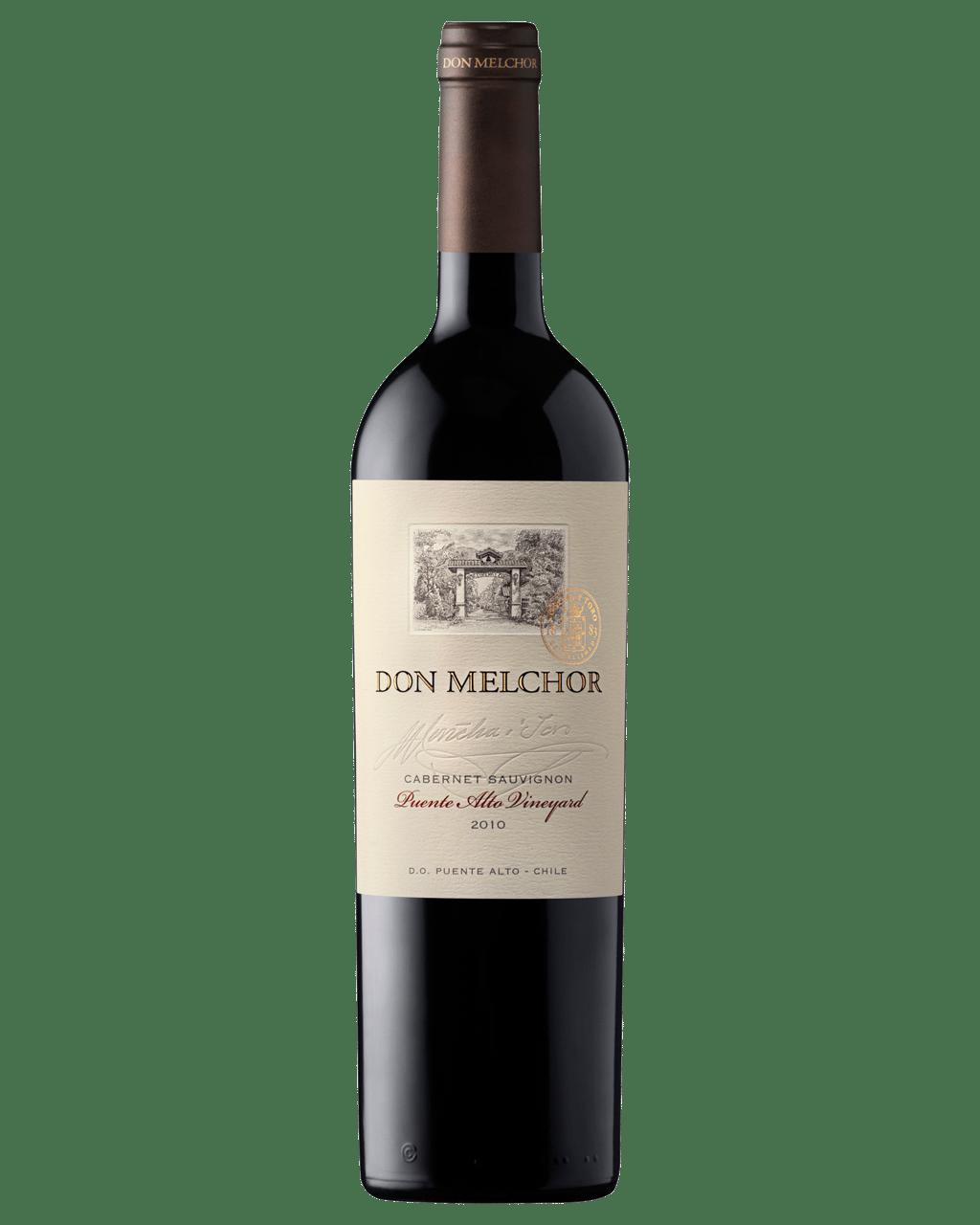 Don Melchor Cabernet Sauvignon 2010   Dan Murphy\'s   Buy Wine ...