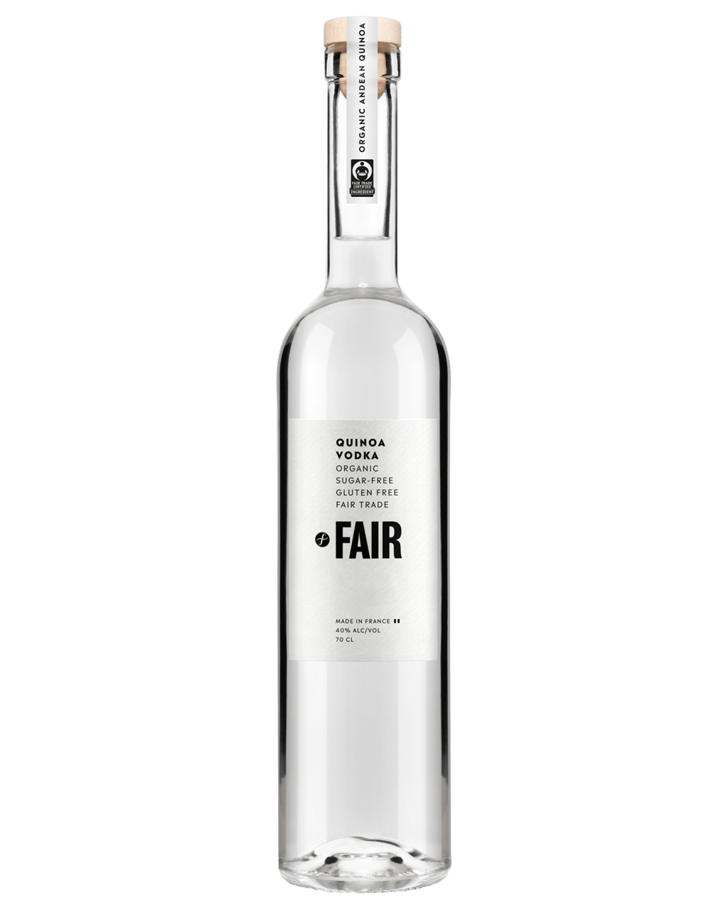 Buy Fair Quinoa Vodka 700mL | Dan Murphy's