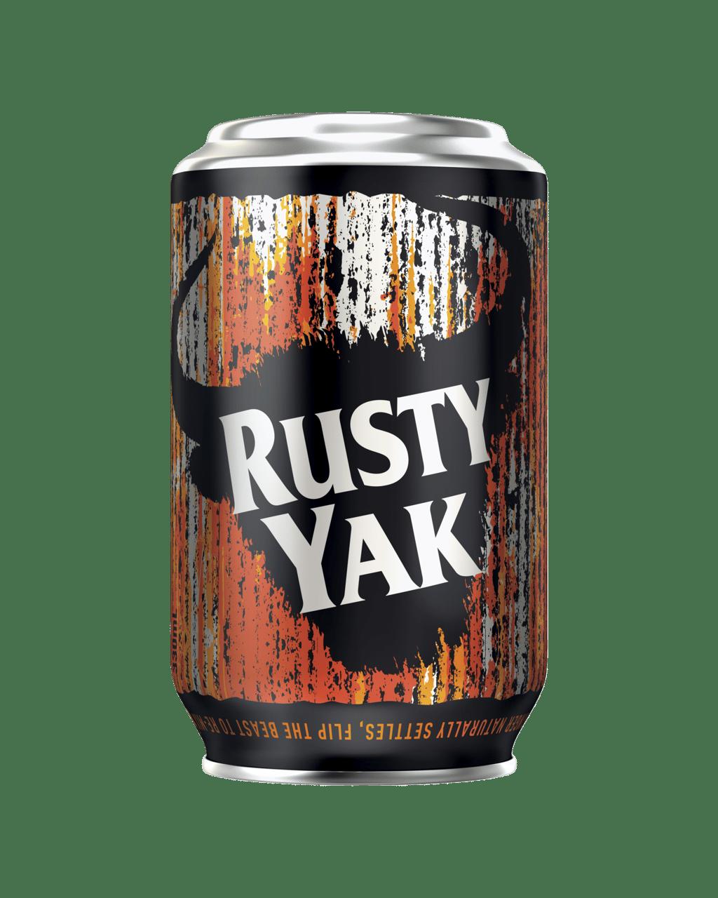 half off 527e2 d4dce Buy Matilda Bay Rusty Yak Ginger Beer Cans 330mL | Dan Murphy's