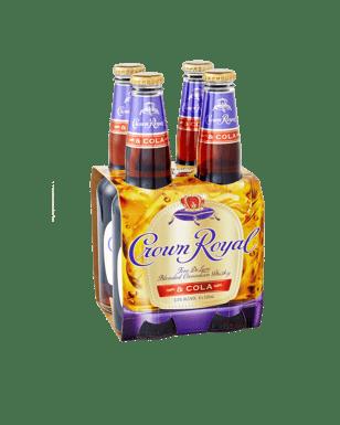 Crown Royal Whisky & Cola 330mL