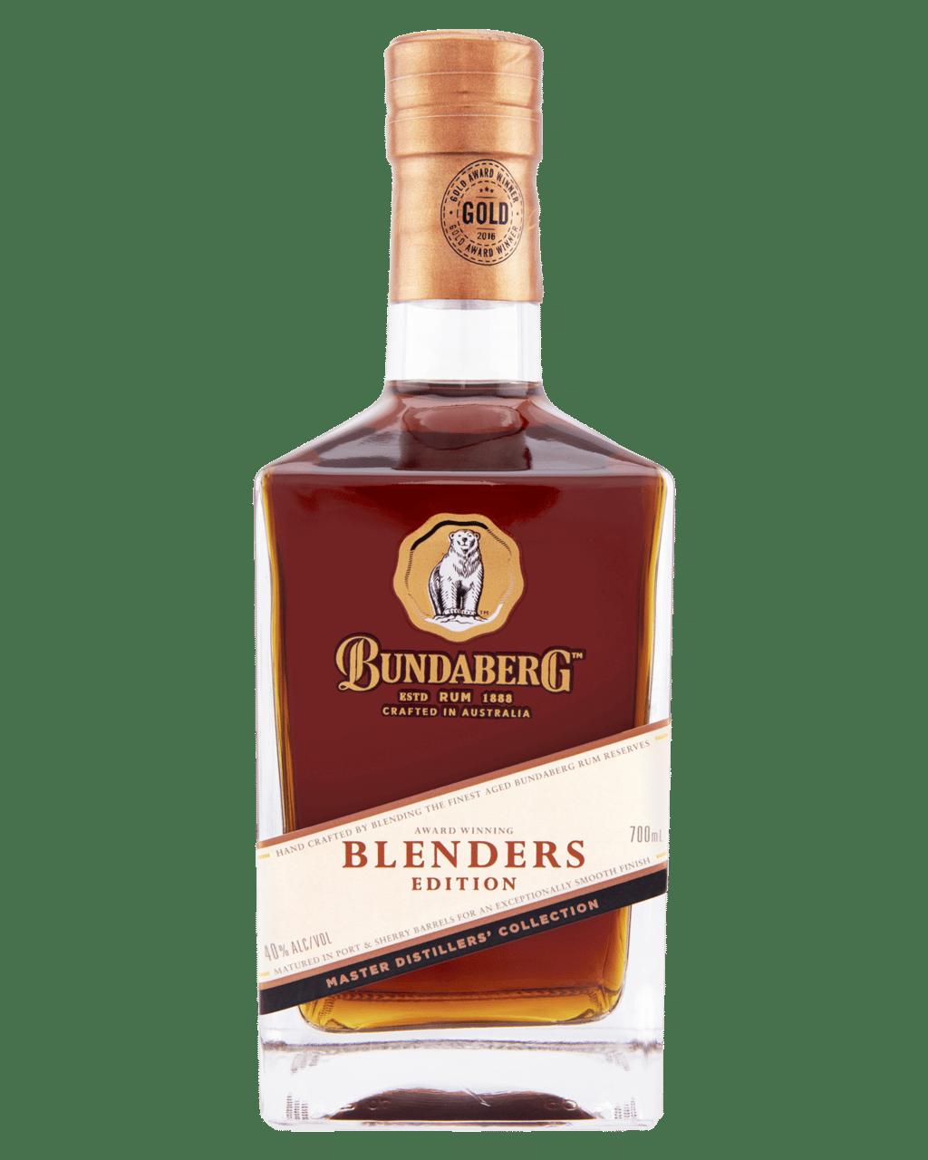 a99427ace64 Bundaberg Rum Master Distillers Blenders Edition 700mL