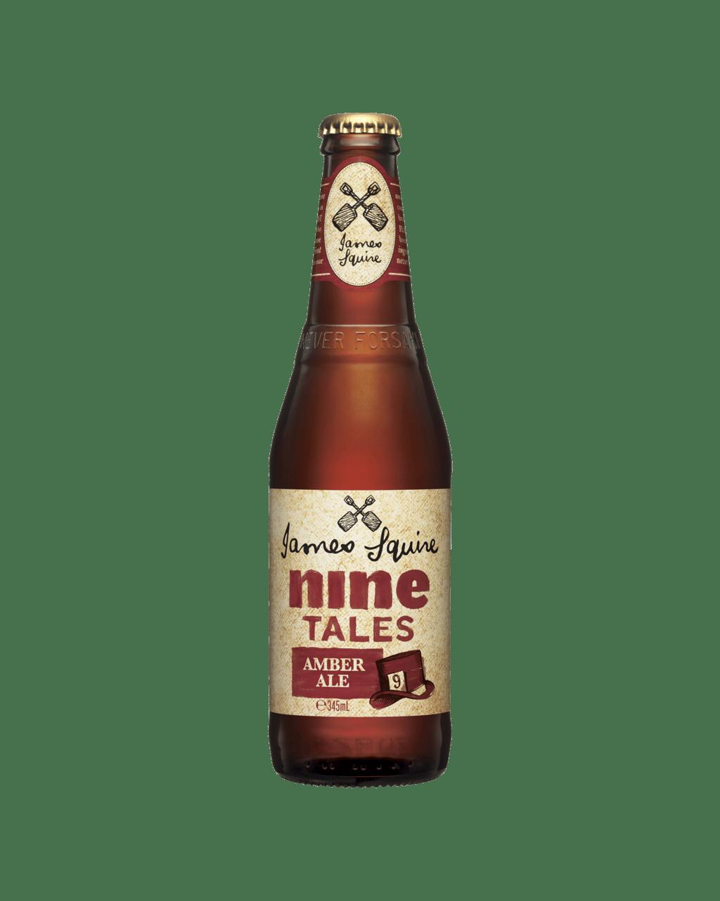 james squire nine tales amber ale 345ml dan murphy s buy wine