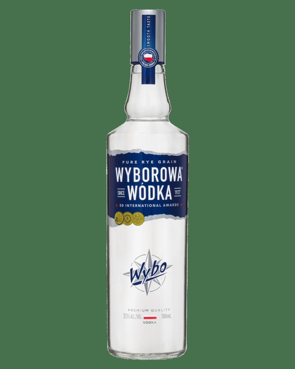 Wyborowa Vodka 700mL  1ff83c71811