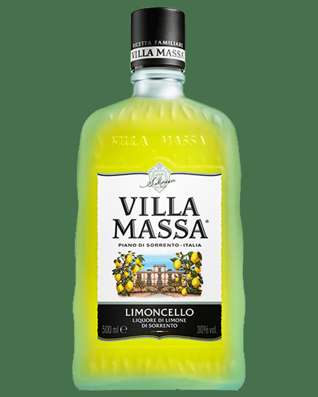 b5cc5d7a Villa Massa Limoncello 500mL | Dan Murphy's | Buy Wine, Champagne ...
