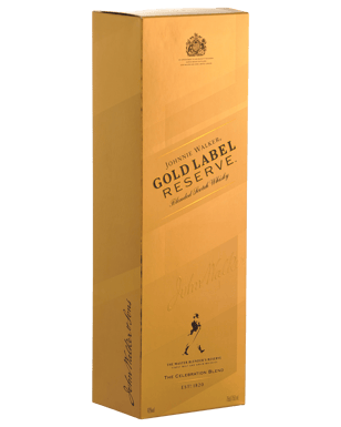 Buy Johnnie Walker Gold Label Reserve Scotch Whisky 750ml