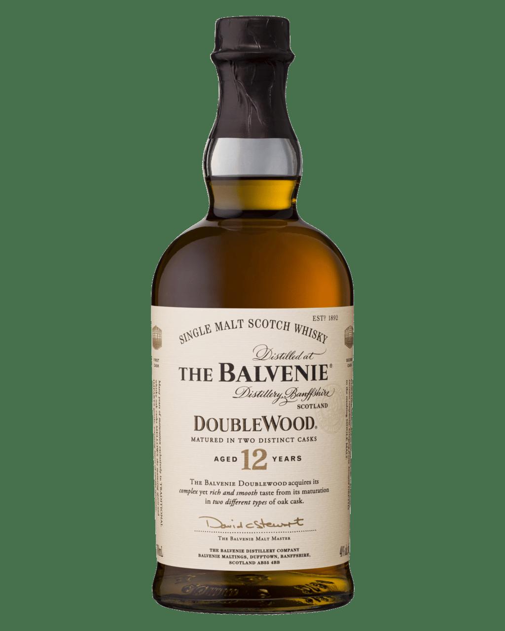 balvenie double wood single malt