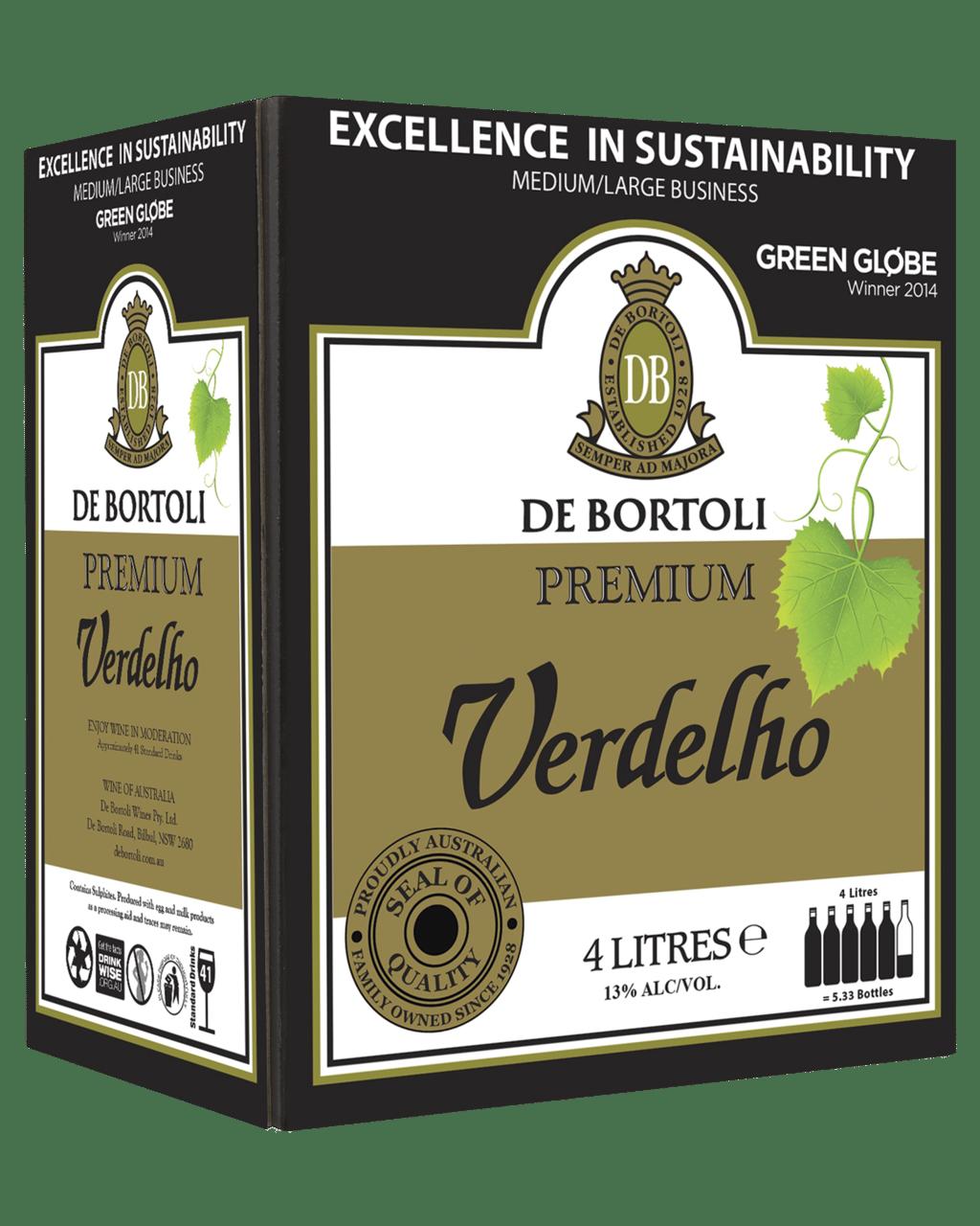 274b184566b74 De Bortoli Premium Verdelho Cask 4L