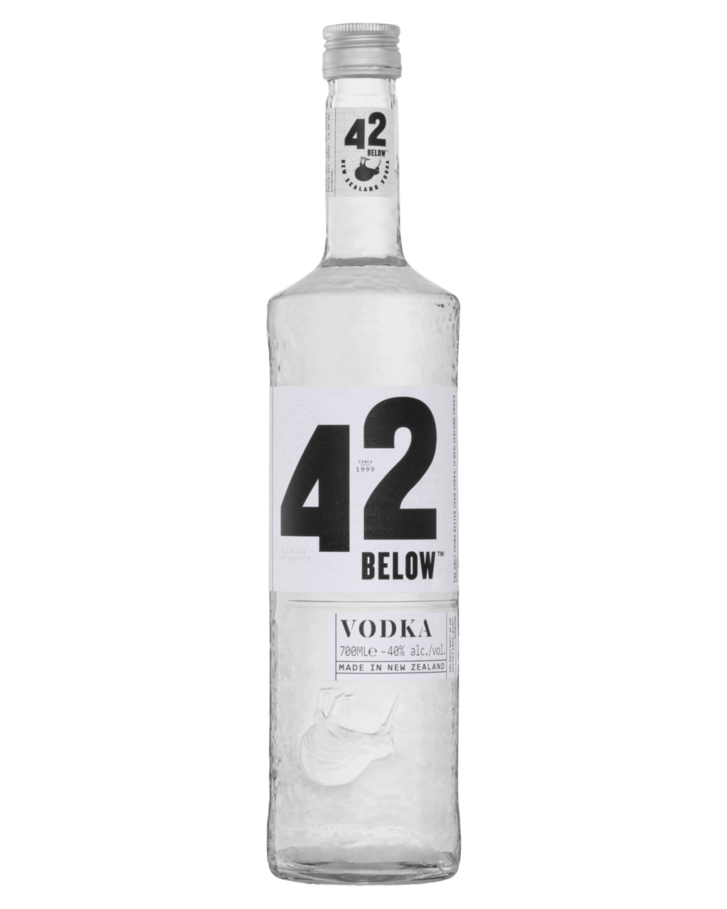 Buy 42 Below Vodka 700mL | Dan Murphy's