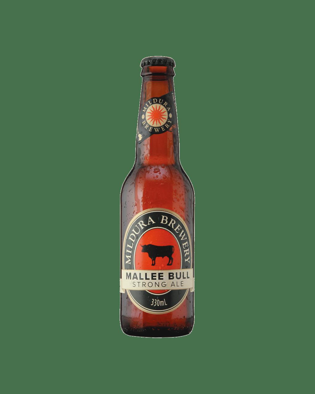 a74904354c8 Mildura Brewery Mallee Bull Beer 330mL