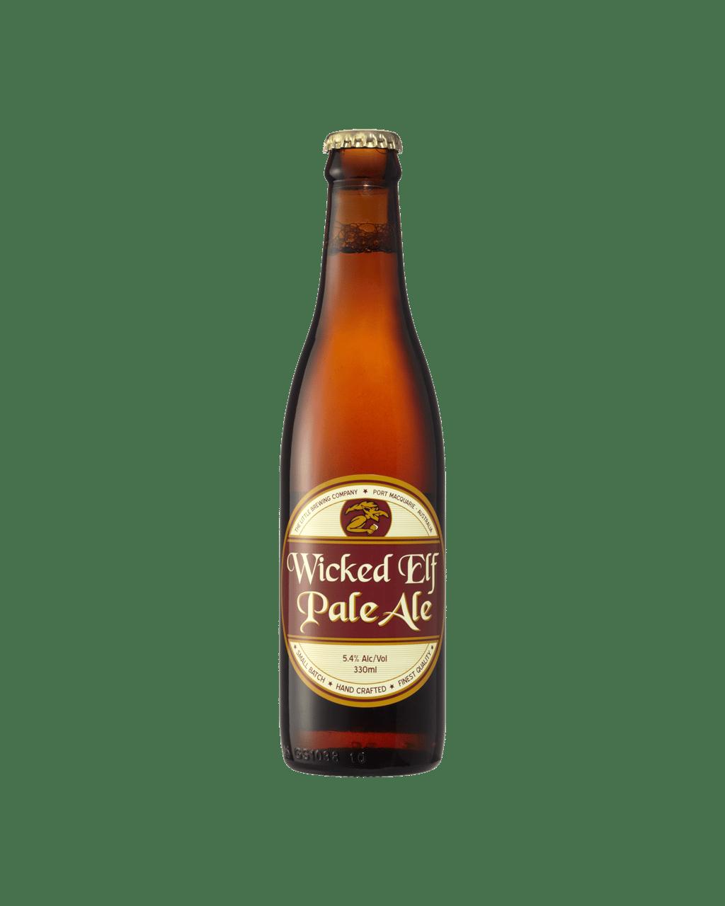 ad3be06485e Wicked Elf Pale Ale 330mL