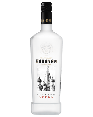Buy Karavan Premium Vodka 700mL | Dan Murphy's