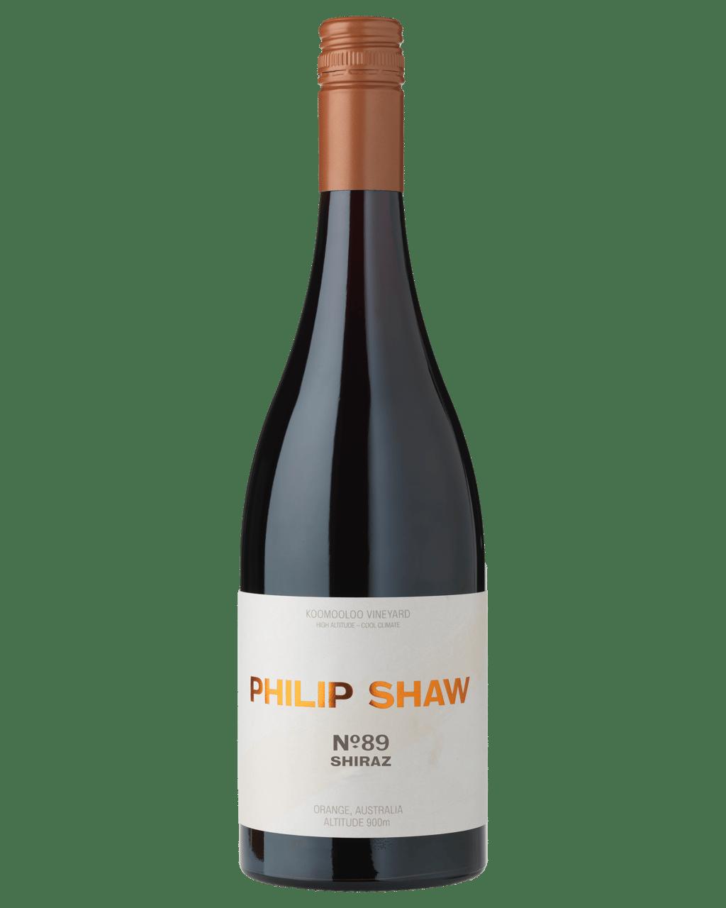 Buy Philip Shaw No 89 Shiraz | Dan Murphy's