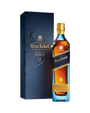 Buy Johnnie Walker Blue Label Scotch Whisky 700mL | Dan Murphy's