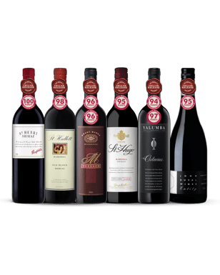 36c31b23bf Iconic Cellar Release Barossa Shiraz Bundle