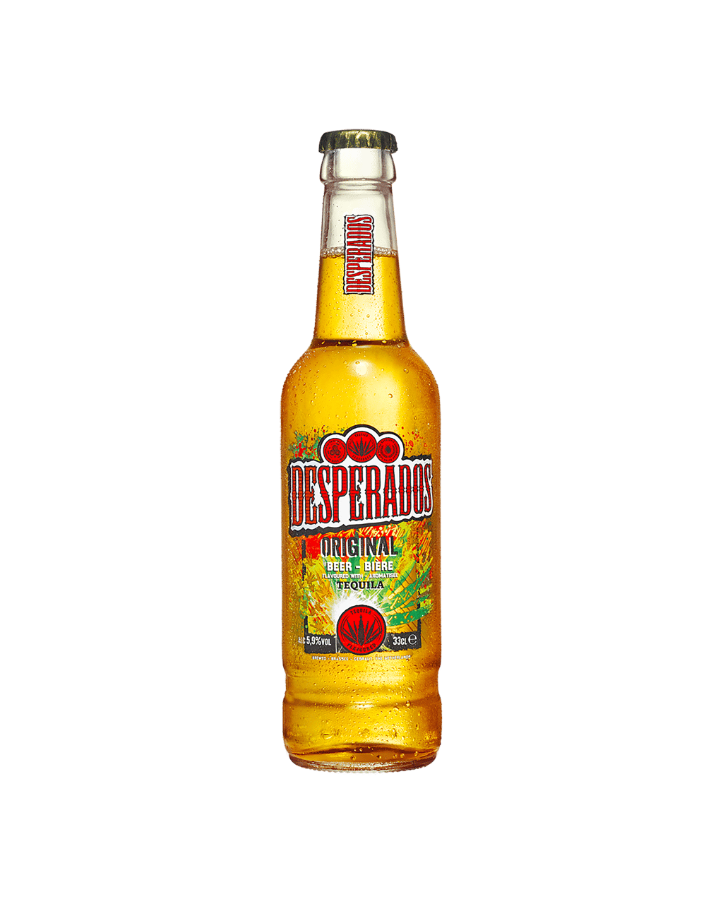 Buy Desperados Tequila Beer Original 330ml Dan Murphy S Delivers